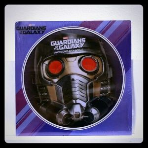 Guardians of the Galaxy Awesome Mix Volume 1 Vinyl